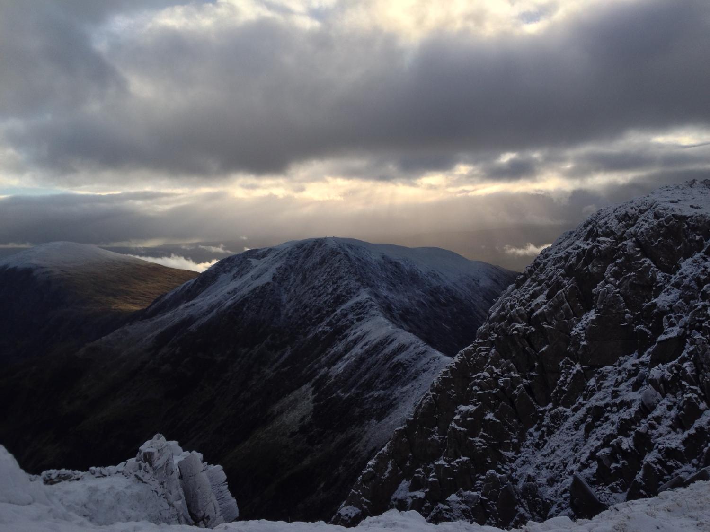 Winter Wild Camp - Snowdonia - Mountain and International ...