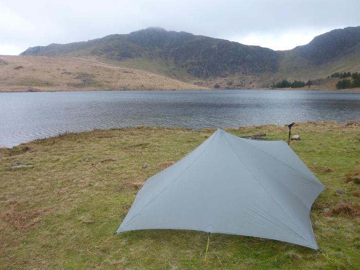 Snowdonia Wild Camp