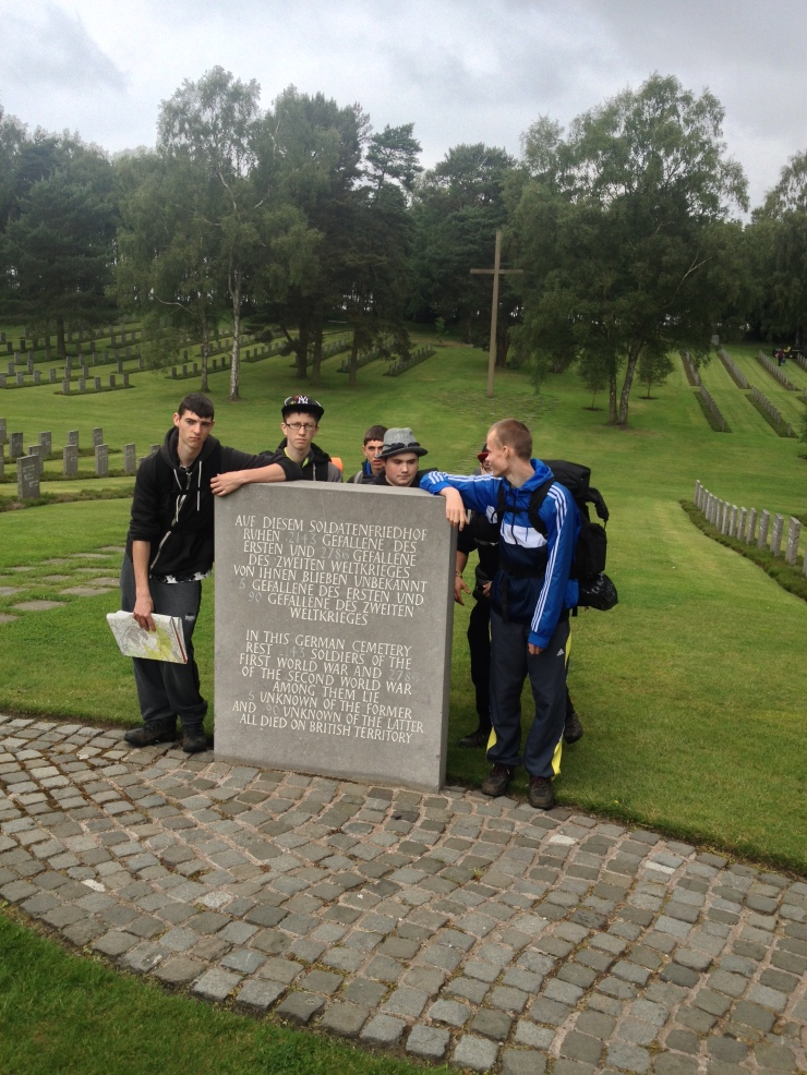 German War Cemetery - Cannock Chase