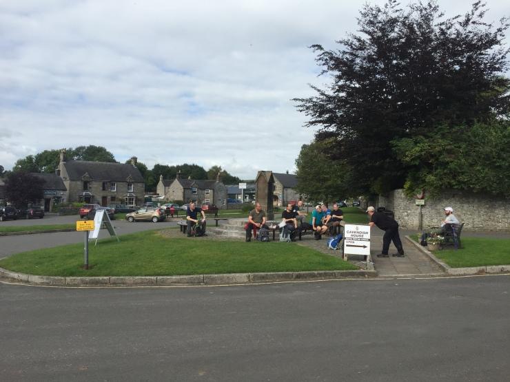 Hartington Village Square